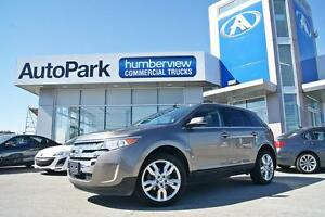 2013 Ford Edge Limited NAV|PANO|BLINDSPOT|LOADED