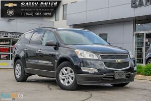 2009 Chevrolet Traverse LS AWD*Eight Passenger*One owner