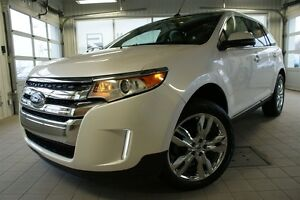 2013 Ford Edge LIMITED + AWD + GPS + CAMERA + SYNC +