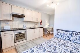 SHORT TERMS AND LONG TERMS STUDIO FLATS AVAILABLE ***SOUTH KENSINGTON*** BILLS AND WIFI INCLUDED