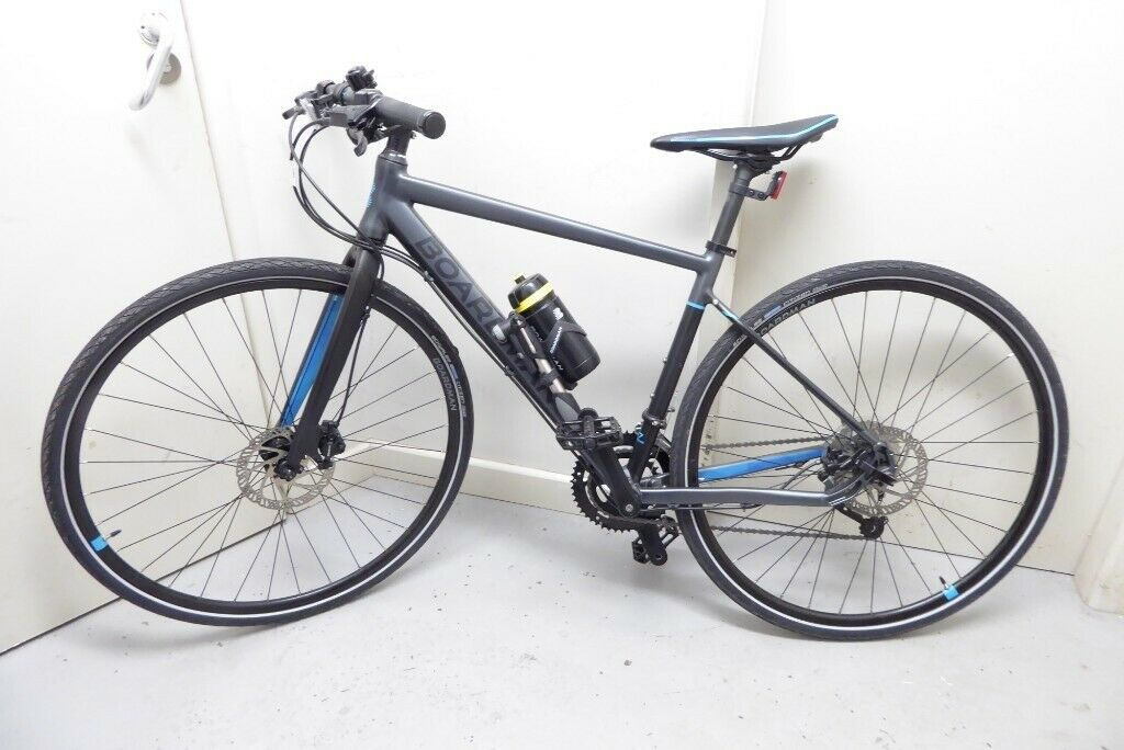 a8601408602 Boardman HYB 8.6 Hybrid Bike, Grey 18 Inch Frame 1901277 | in ...