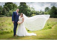 Alfred Angelo Wedding Dress Size 12-14