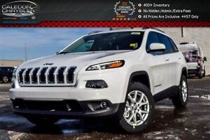 2017 Jeep Cherokee NEW Car North|4X4|Backup Cam|Bluetooth|Sat Ra