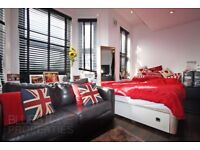 Studio- Modern conversion-First floor-Fully fitted kitchen-Close to High Street and tube station.