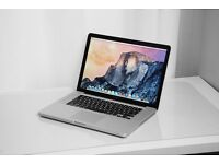 Macbook Pro 2010 - 15 inch