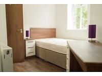 Available now- Modern Double en-suite room, Liverpool 3 Central Location! All Bills & Wifi Included