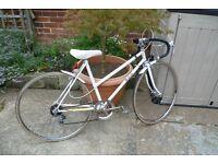 Ladies vintage BSA Racing bike.....all original