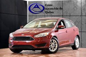 2015 Ford Focus SE FLEXFUEL CLIM CAM MAGS 101$/2SEM+TX