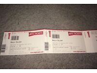 2 Tickets to Billy Elliot at Palace Theatre this Thursday night!