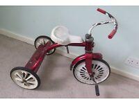 Vintage Raleigh Sunbeam Childs Trike - £20