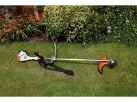 stihl FS 55 2 stroke petrol grass trimmer
