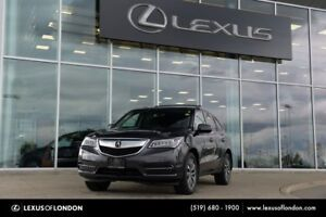 2014 Acura MDX TECHNOLOGY * NAVIGATION DVD NEW TIRES