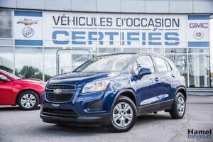 2014 Chevrolet Trax AIR CLIMATISÈ 189$ PAR MOIS 0$ COMPTANT
