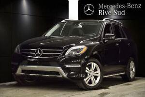 2014 Mercedes-Benz M-Class ML350 BLUETECH 4MATIC -- ENS PREMIUM