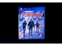 Tom Clancy's The Division (PS4) Brand New & Sealed - UK PAL