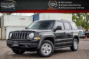 2014 Jeep Patriot Sport|AM/FM Radio|Cruise Control|Low KM|Accide