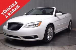 2013 Chrysler 200 TOURING CONVERTIBLE V6 AC MAGS