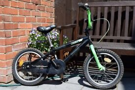 Kids' 16 inch bicycle