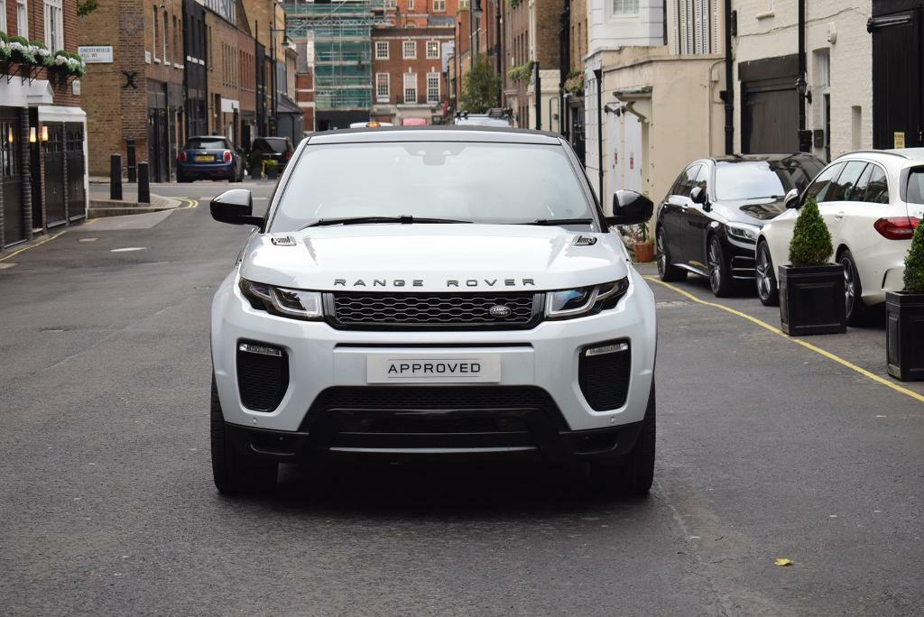 Hire Lease White Range Rover Evoque Convertible Automatic In Greenwich London Gumtree