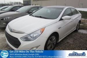 2015 Hyundai Sonata Hybrid HYBRID LIMITED LEATHER! NAVIGATION! S