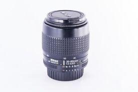 Nikon AF 35-80mm f4-5.6 D lens in EXCELLENT condition