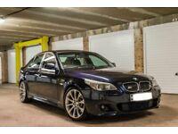 BMW 5 SERIES 3.0 535D M SPORT BLACK 4DR