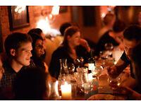 Waiters & Runner required for Spanish Tapas Restaurant