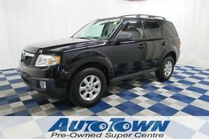 2010 Mazda Tribute GT LOW KM!!/LTHR/AWD/LTHR/HTD SEATS/ PWR MOON