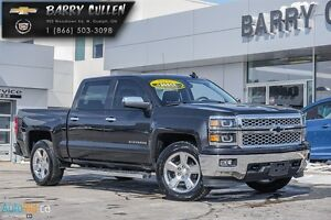2015 Chevrolet Silverado 1500 LT Crew Cab*Nav*Heated seats*Rear