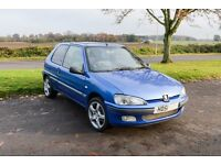 2002 Peugeot 106 Independence 1.1 // 11 Months MOT