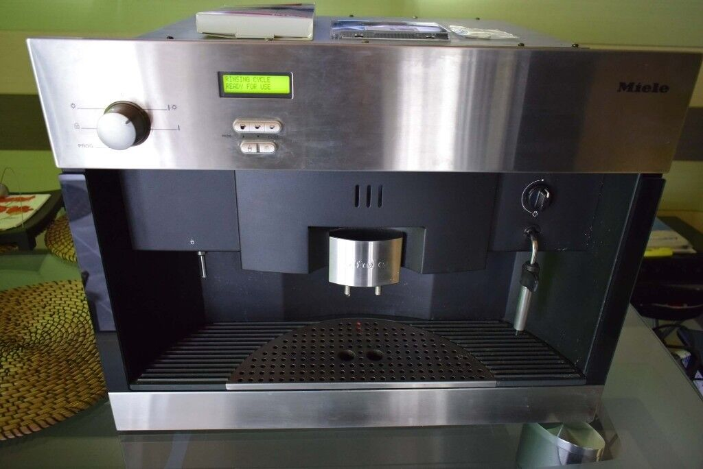 Miele Coffee Machine Cva 620 2 Pureline Series Integratedbuilt In In Belfast City Centre Belfast Gumtree