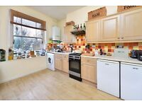 PRINCE OF WALES ROAD, NW5: 2 DOUBLE BEDROOMS, 2 FLOORS, LARGE EAT-IN KITCHEN, GOOD TRANSPORT LINKS