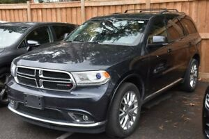 2016 Dodge Durango Limited LEATHER | SUNROOF | REAR CAMERA