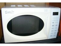 Microwave oven 800w