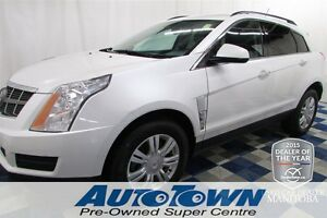 2012 Cadillac SRX AWD/LTHR/CLEAN HISTORY/SERVICE RECORDS