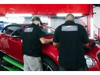 Vehicle paint protection specialists
