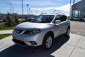 2016 Nissan Rogue SV AWD CVT Moonroof, Backup Camera, AWD, Facto