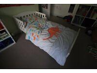 Mothercare Child Bed+mattress+duvet and pillow+bedding!