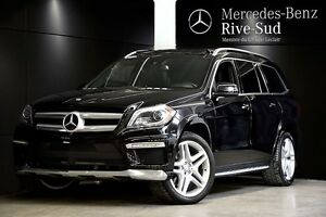 2014 Mercedes-Benz GL-Class Gl550 4MATIC, Rear DVD, Sièges massa