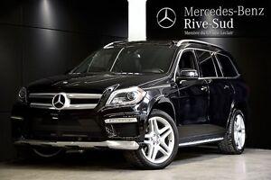 2014 Mercedes-Benz GL-Class Gl550 4MATIC, Rear DVD, Sièges massa