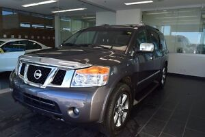 2011 Nissan Armada Platinum Ed. 8-Seat at
