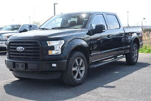 2015 Ford F-150 SPORT CREW 4X4 5.0 MAGS 20
