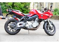 BMW F800S 2006 Red - 21210 miles