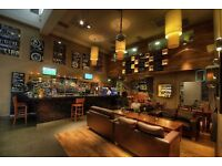 CONSTITUTION BAR Shore Area/ Bar Staff - Part-Time