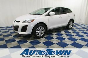 2011 Mazda CX-7 GS AWD/DVD PLAYER/ALLOYS