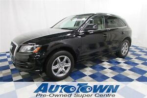 2010 Audi Q5 3.2 QUATRO/AWD/CLEAN HISTORY/LEATHER INTERIOR!!