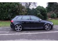Audi RS3 , bucket seats, Bose, full service history, 49k miles