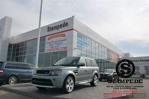2013 Land Rover Range Rover Sport Supercharged LIMITED GT w/360