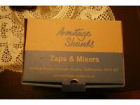 Basin taps by Armitage Shanks S7097AA new