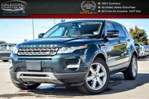2013 Land Rover Range Rover Evoque Pure Plus|AWD|Pano Sunroof|Bl
